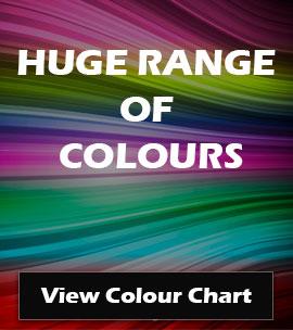 Huge range of colours
