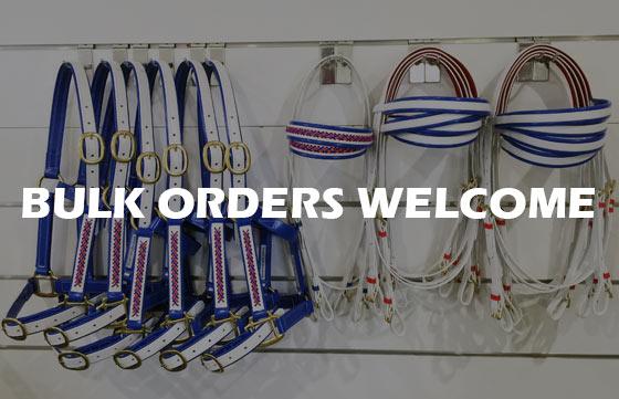 Bulk Orders Welcome